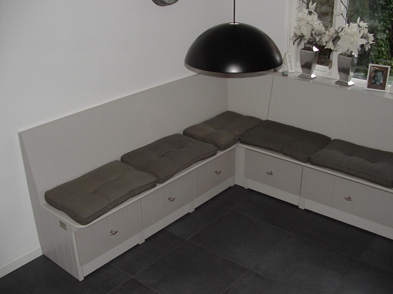 Hoekbank Keuken Op Maat : Maatwerk meubelsR.S. Jonkman